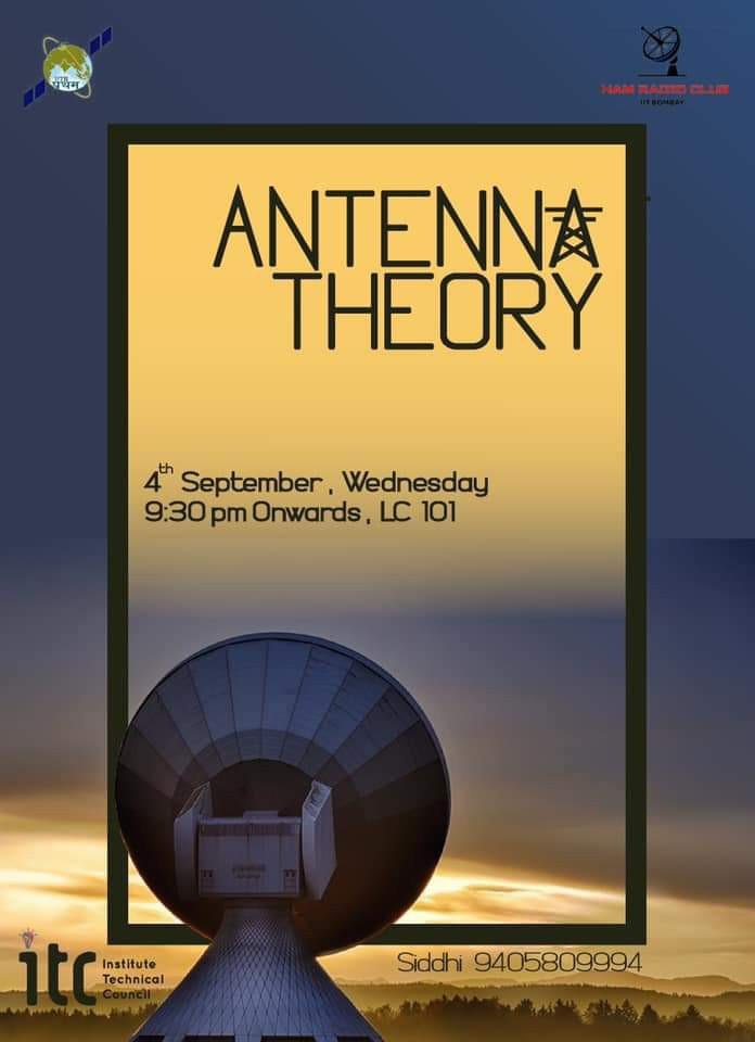 Session on Antenna Theory | InstiApp | IIT Bombay